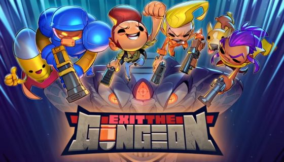 Exit the Gungeon можно предварительно заказать