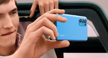 Oppo Reno5 понравится любителям мобильного видео
