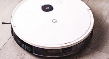Yeedi 2 Hybrid: пылесосит, моет и недорого стоит